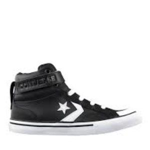 CONVERSE ALL STAR Black Youth High Tops 3